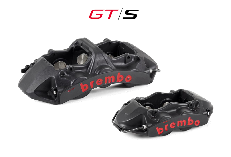 Brembo Upgrade GT S