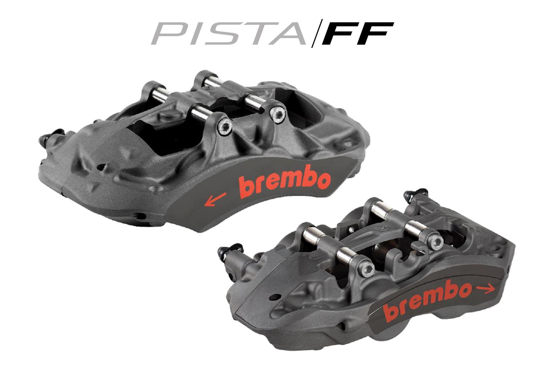 Brembo Upgrade Pista FF