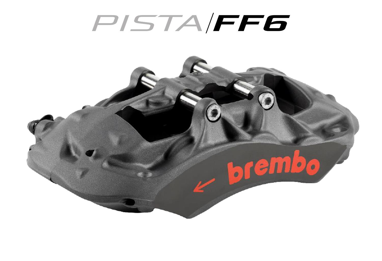 Brembo Upgrade Pista FF6