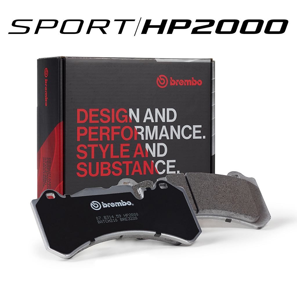 Brembo Sport HP2000